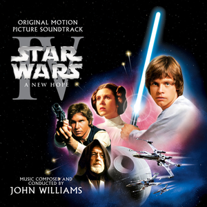 Star Wars A New Hope - 2 x CD Complete Score  - John Williams