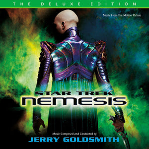 Star Trek Nemesis - 2 x CD Deluxe Edition  - Jerry Goldsmith