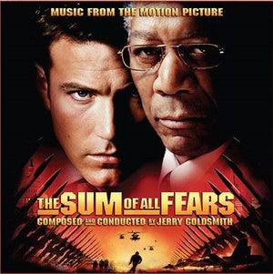 The Sum Of All Fears - Expanded Score - (SOLD OUT) - Jerry Goldsmith