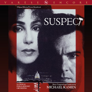 Suspect - Original Score - Limited 1000 Copies - Michael Kamen