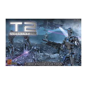Terminator 2 - 5 x T800 Terminators - 1/32 Scale Model - Limited Edition - Pegasus Hobbies