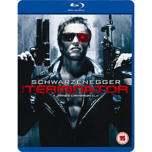 The Terminator - Blu-Ray - Special Edition - James Cameron