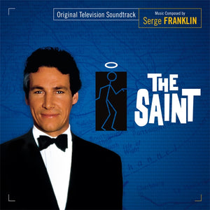 The Saint - 3 x CD Complete Series Score - Limited Edition - Serge Franklin