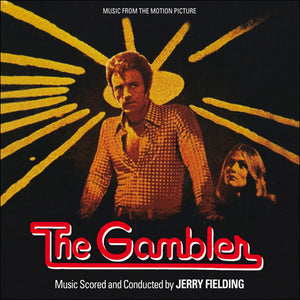 The Gambler - Complete Score - Limited 1000 Copies  - Jerry Fielding
