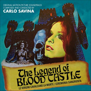 The Legend Of Blood Castle - Complete Score - Limited 1000 - Carlo Savina