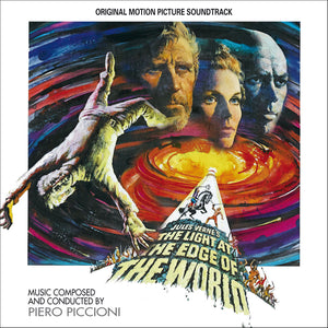 The Light At The Edge Of The World - Complete Score  - Piero Piccioni