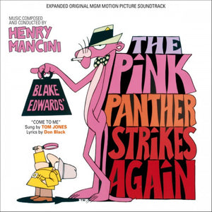 The Pink Panther Strikes Again - Complete Score  - Henry Mancini