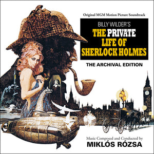 The Private Life Of Sherlock Holmes - Expanded Score  - Miklos Rozsa
