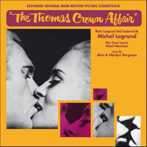 The Thomas Crown Affair - Complete Score  - Michel Legrand