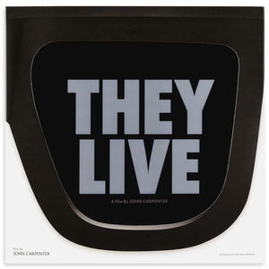 They Live - Original Score - Limited Edition - John Carpenter