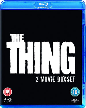 The Thing / The Thing (Remake) - 2 Disc Blu-Ray - Special Edition - John Carpenter