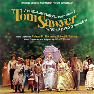 Tom Sawyer - 2CD Complete Score - Limited 1500 Copies - John Williams