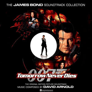 Tomorrow Never Dies - 2 x CD Expanded Score - Special Edition - David Arnold