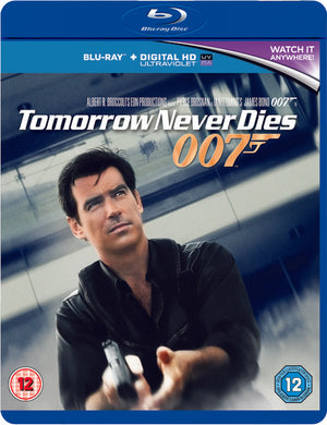 Tomorrow Never Dies - Blu-Ray + Digital Download - Special Edition - Roger Spottiswoode