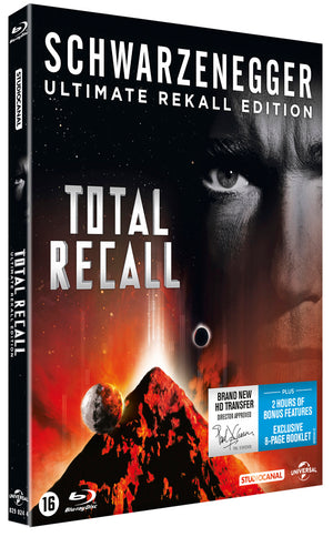 Total Recall - Blu-Ray - Special Edition - Paul Verhoeven