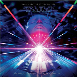 Star Trek The Motion Picture - 2 x LP Expanded Score  - Limited 1500 Copies - Jerry Goldsmith