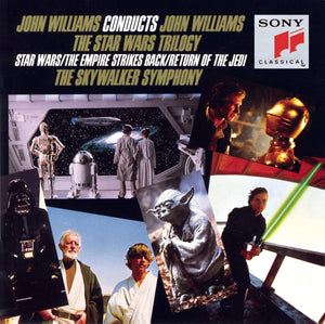 The Star Wars Trilogy - Themes From Star Wars - (Deleted) - John Williams