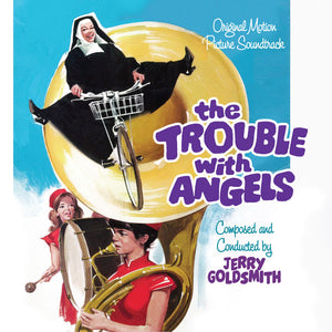 The Trouble With Angels - Complete Score  - Jerry Goldsmith