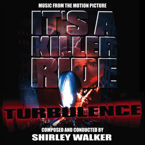 Turbulence - Complete Score - Limited 2000 Copies - Shirley Walker