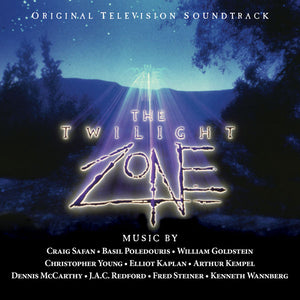 Twilight Zone - 3 x CD Original Series Score - Limited Edition - Basil Poledouris / Various