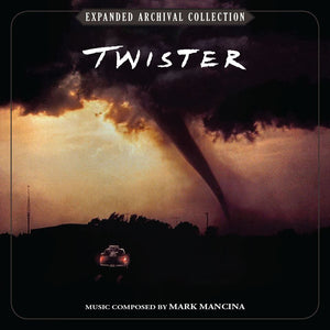 Twister - Expanded Score - Limited 3000 Copies - Mark Mancina