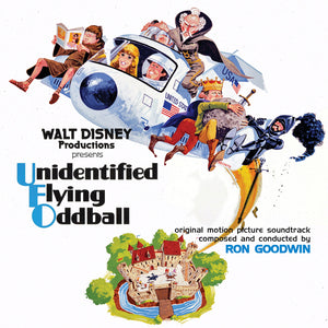 Unidentified Flying Oddball - Complete Score - Limited Edition - Ron Goodwin