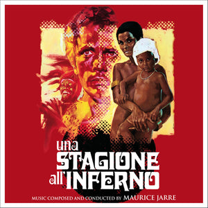 Una Stagione All Inferno - Complete Score - Limited 500 Copies - Maurice Jarre