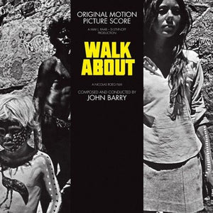 Walkabout - Complete Score - (Black Vinyl) - Limited 1000 Copies - John Barry