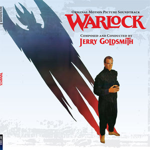 Warlock - 2 X LP Expanded Score - (Black Vinyl) - Limited Edition - Jerry Goldsmith