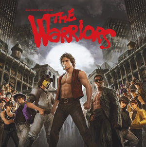 The Warriors - 2 x LP Complete Score - (Gatefold Vinyl) - Limited Edition - Barry DeVorzon