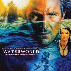 Waterworld - 2 x CD Complete Score - Limited 3000 Copies - James Newton Howard