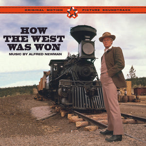How The West Was Won - 2 x CD Complete Score - Limited Edition - Alfred Newman