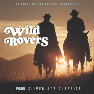 Wild Rovers - Complete Score  - Jerry Goldsmith