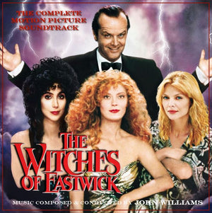 The Witches Of Eastwick - 2 x CD Complete Score - Special Edition - John Williams