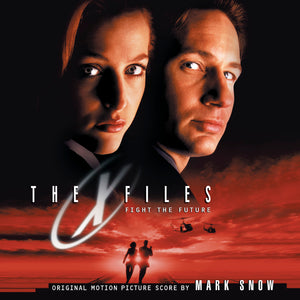 X-Files Fight The Future - Expanded Score - Limited 3000 Copies - Mark Snow