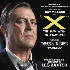 The Man With The X-Ray Eyes - Complete Score  - Les Baxter