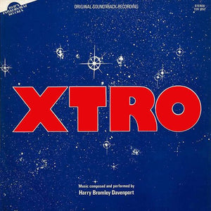 Xtro - Complete Score - (Coloured Vinyl) - Limited 300 Copies - Harry Bromley Davenport