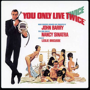 You Only Live Twice - Original Score - John Barry
