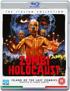 Zombie Holocaust - Blu Ray - (Uncut) - Special Edition - Frank Martin