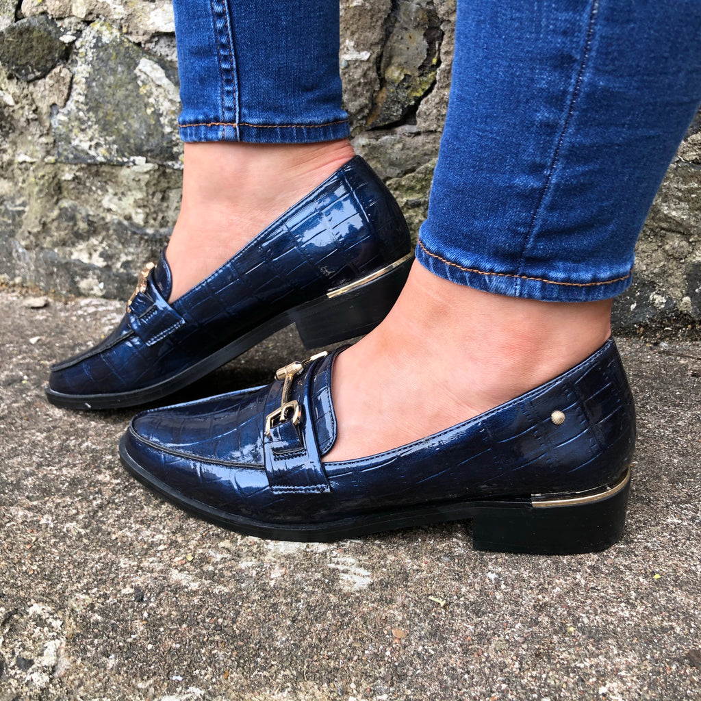 Zanni & Co - Cobalt Blue Loafer