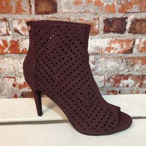Rant & Rave - Berry Peep Toe Boot