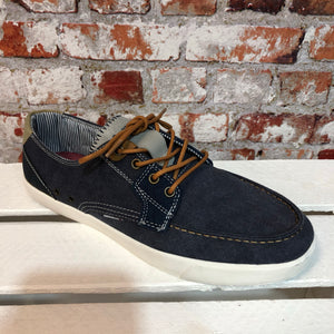 Tommy Bowe - Raw Denim Casual Shoe