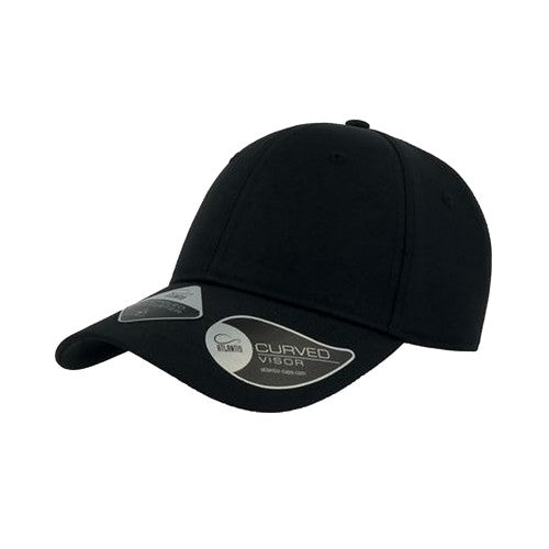 Front - Atlantis Unisex Recycled 6 Panel Cap