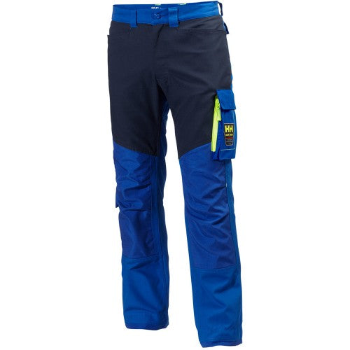 Front - Helly Hansen Mens Aker Work Pants