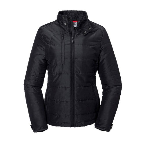 Front - Russell Womens/Ladies Cross Jacket