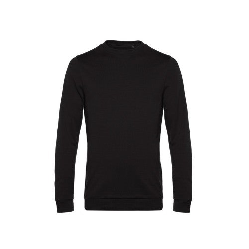 Front - B&C Mens Set In Sweatshirt