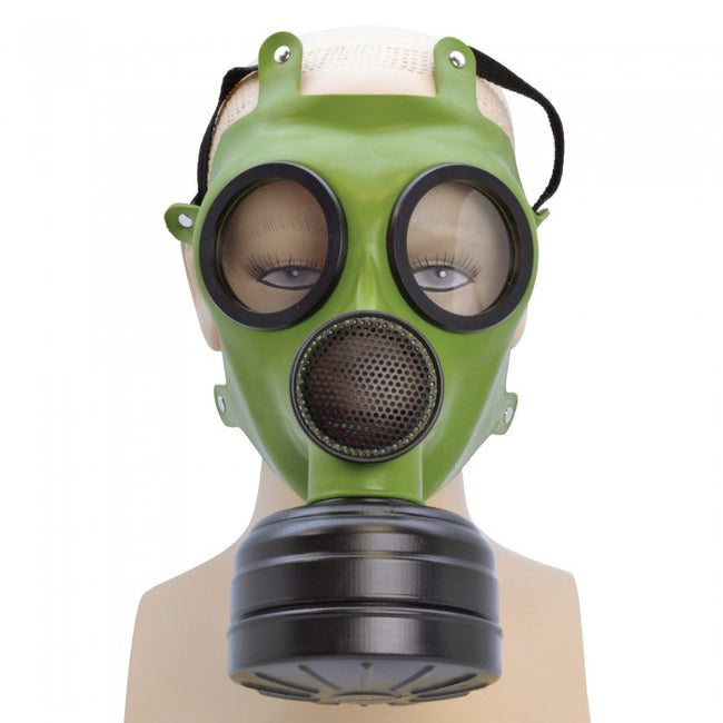 Front - Bristol Novelty Unisex Adults Realistic Gas Mask