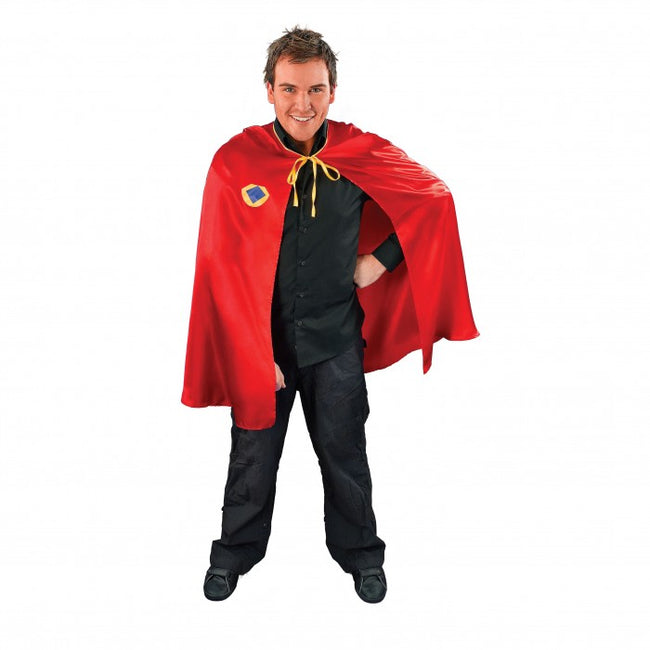 Front - Bristol Novelty Adults Unisex Superhero Cape