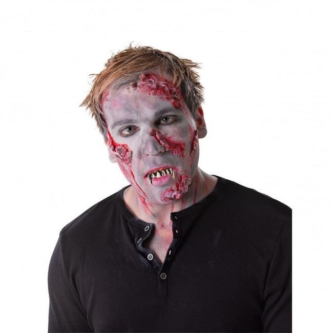 Front - Bristol Novelty Unisex Thermoplastic Zombie Teeth
