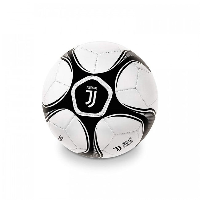 Front - Juventus FC Size 5 Crest Soccer Ball